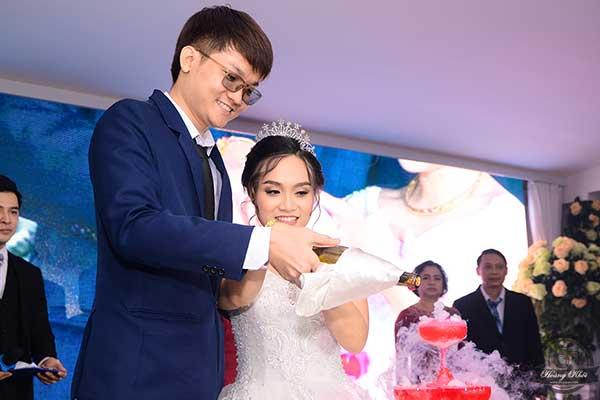 chụp hình tiệc cưới giá rẻ