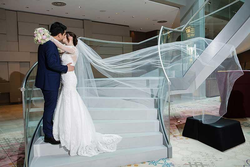Hình phóng sự cưới dễ thương