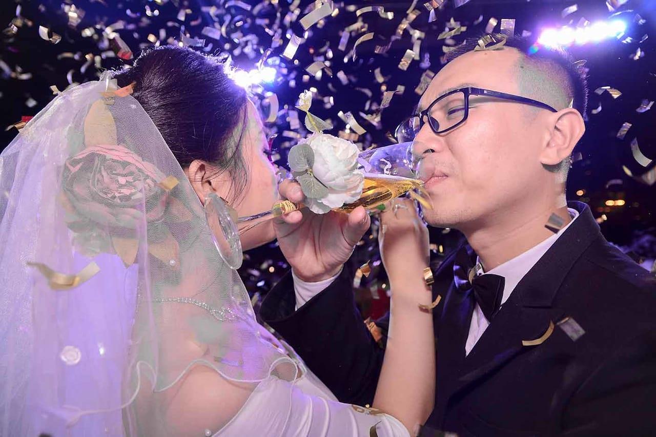 chụp ảnh phóng sự cưới giá rẻ