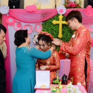 Chụp hình phóng sự cưới Miền Tây | Ngọc Điền - Nhật Lệ