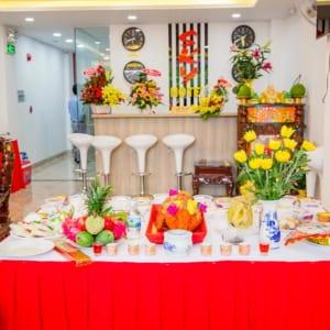 Chụp hình sự kiện - Khai Trương Sky Hotel
