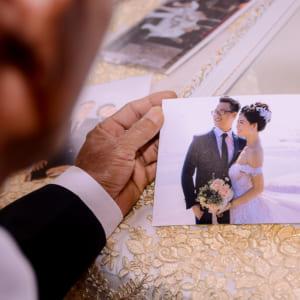 Chụp hình tiệc cưới - Lễ báo hỷ NH Đông Hồ Eden