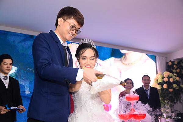 Chụp hình tiệc cưới giá rẻ HCM