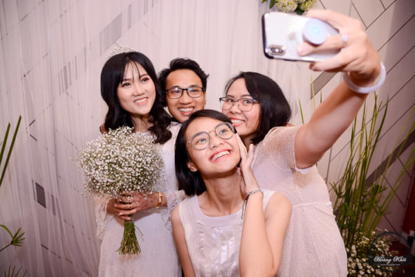 Xu hướng chụp hình phóng sự cưới năm nay