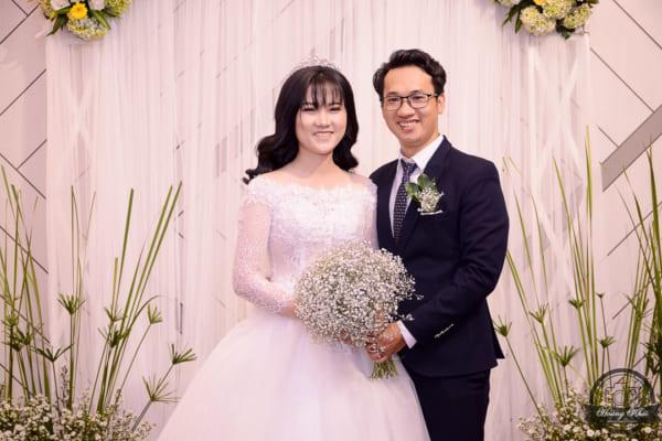 CHỤP HÌNH TIỆC CƯỚI Bá Lợi – Thảo Nguyễn | Callary Wedding & Events