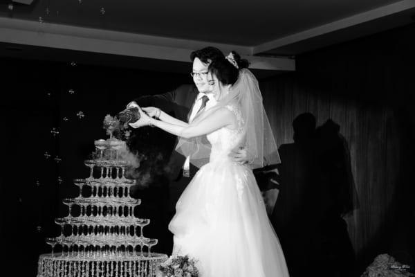 CHỤP HÌNH TIỆC CƯỚI Phụng Hoàng – Hà Hồ | Nhà hàng tiệc cưới Ngọc Trâm