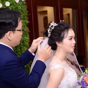 Chụp hình tiệc cưới | Nhà hàng Ngọc Trâm