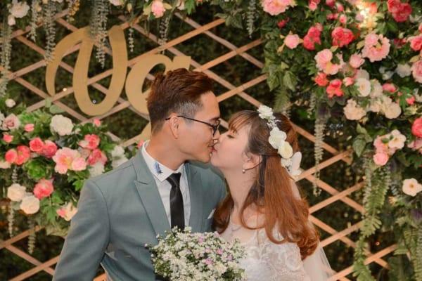 CHỤP ẢNH PHÓNG SỰ Tiệc cưới Phúc Viên – Lam Giang | Nhà hàng Le Jardin