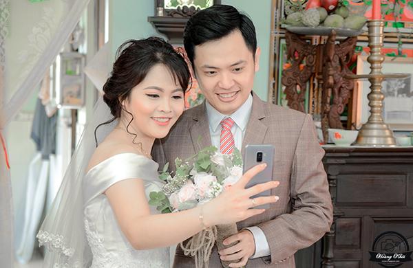 Vì sao nên chụp phóng sự cưới