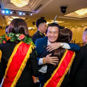 Chụp hình sự kiện Đại Hội Tôn Vinh | The Adora Nguyễn Kiệm