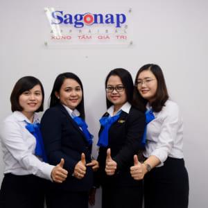 Chụp hình sự kiện - Giới thiệu công ty Sagonap