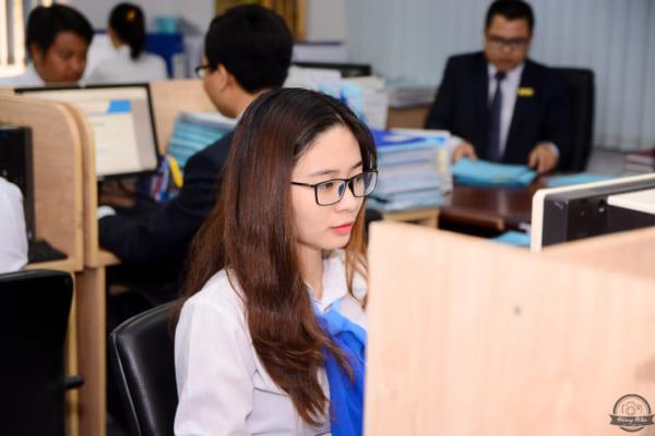 Chụp hình profile công ty – Giới thiệu văn phòng công ty SAGONAP