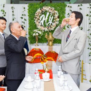 Chụp phóng sự Đám Hỏi - lễ Hôn Phối Thế Nhật - Anh Thư
