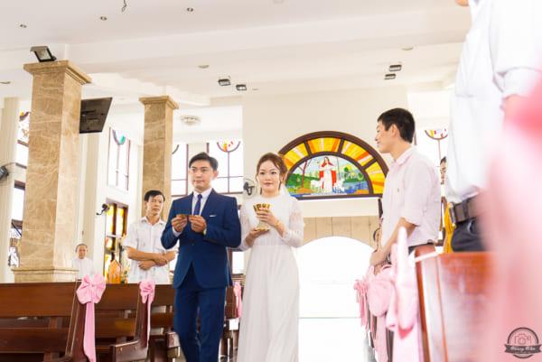 CHỤP PHÓNG SỰ Đám Hỏi – Lễ Hôn Phối Thế Nhật & Anh Thư