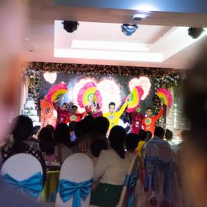 Chụp phóng sự tiệc cưới Ngọc Dung và Mathue