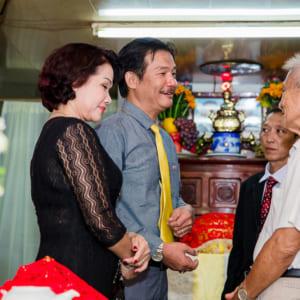 Chụp hình phóng sự cưới | Lễ đính hôn Cẩm Tú - Quốc Đạt