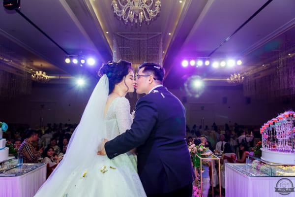 CHỤP HÌNH PHÓNG SỰ CƯỚI Tiệc cưới Hoàng Anh & Ngọc Châu | QUEEN PLAZA KỲ HÒA