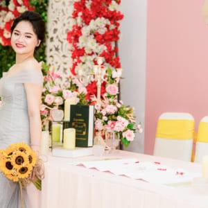 Chụp hình phóng sự tiệc cưới QUEEN PLAZA Hoàng Anh & Ngọc Châu