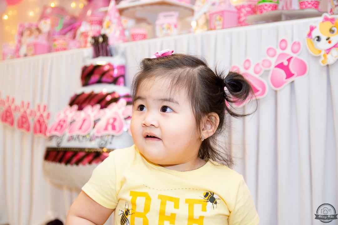 Chụp hình sinh nhật bé Gấu | Nam Bộ - Tô Hiến Thành