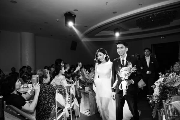 Chụp hình tiệc cưới Nhà hàng Kalina | Anh Khoa - Bảo Trân