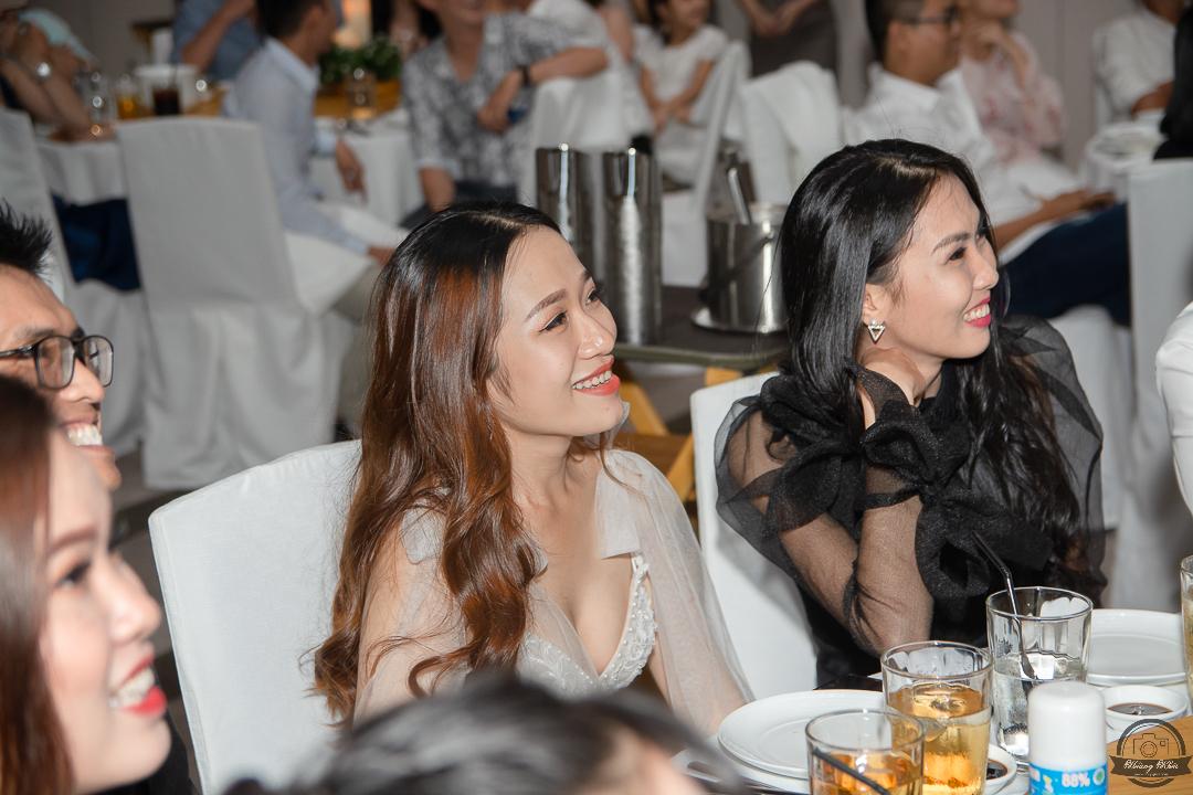 Chụp phóng sự tiệc cưới Thanh Cảnh - Bích Tuyên | White Palace Phạm Văn Đồng