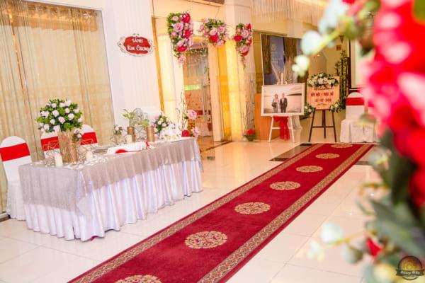 Nhà hàng Ánh Mai Palace quận Tân Phú