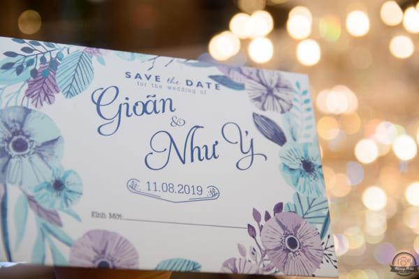 CHỤP TIỆC BÁO HỶ Thanh Gioãn – Như Ý | Nhà hàng Happy Gold Wedding