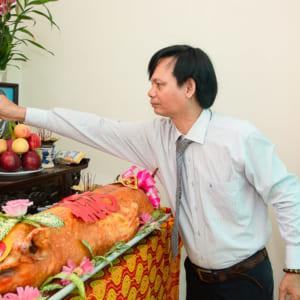 Chụp hình đám hỏi Bùi Nguyên & Phan Phước