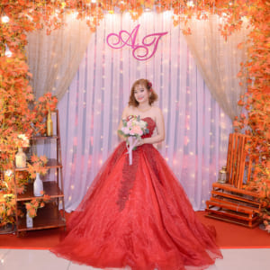 Chụp hình tiệc cưới An - Tâm Diamond Place
