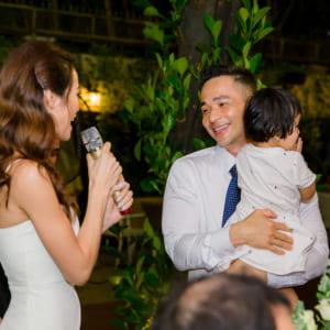Chụp ảnh phóng sự tiệc cưới Jonh & Linh | Indochine Saigon
