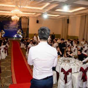 CHỤP HÌNH SỰ KIỆN Gala Dinner Sinh Nhật BĐS Hải Phát Land