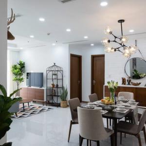Chụp Ảnh Căn Hộ nội thất chung cư giá rẻ
