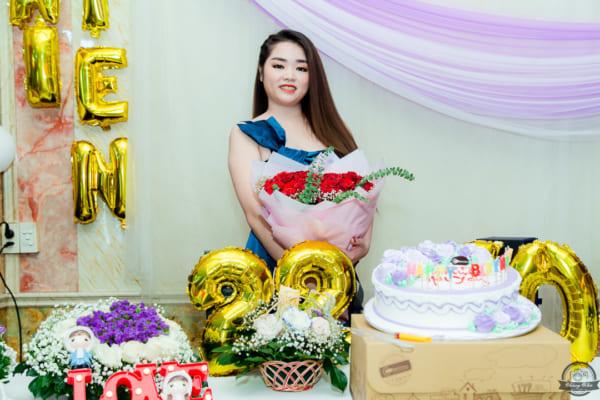 CHỤP ẢNH SINH NHẬT Hải Yến | Nhà hàng 210 Lê Hồng Phong