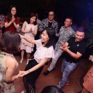 Chụp ảnh tất niên Year End Party - Công ty UNIQUE