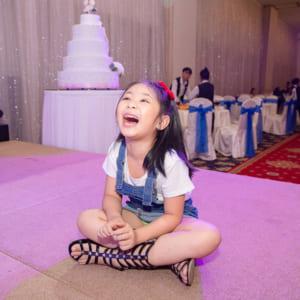 Chụp hình thôi nôi bé KEN | Nhà hàng QUEEN PLAZA - Thành Thái