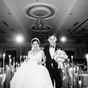 Tiệc cưới Phát - Trang nhà hàng Grand Palace