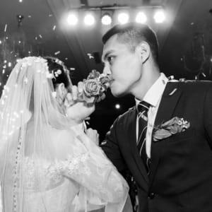 Chụp ảnh tiệc cưới quận Tân Phú nhà hàng Melisa