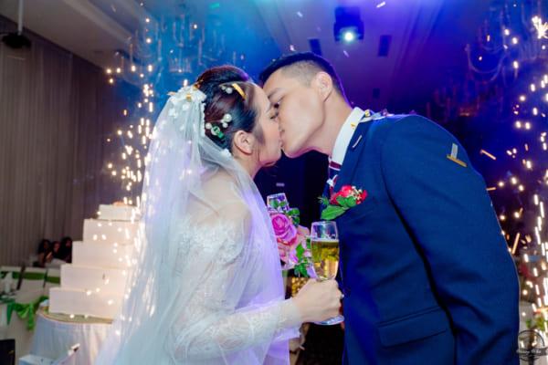 Chụp ảnh tiệc cưới quận Tân Phú | Nhà hàng Melisa