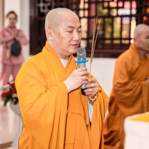 Chụp phóng sự Lễ Hằng Thuận tu viện Tường Vân