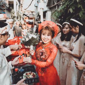 Chụp ảnh phóng sự cưới đẹp Sài Gòn - Vùng Tàu