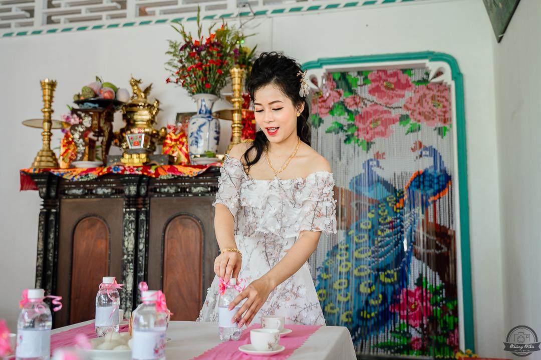 Chụp hình phóng sự lễ Vu Quy Vĩnh Thái & Lam Linh tại Tiền Giang