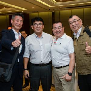 Chụp hình hội nghị thường niên công ty Avelco năm 2019 - Khách sạn Lotte Legend Sài Gòn