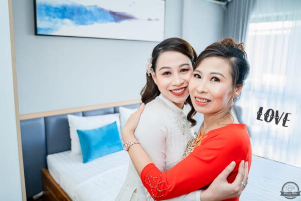 Chụp Phóng sự cưới lễ đón dâu Huy Bình & Huyền Trang – quận Gò Vấp, HCM