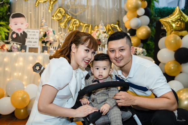Chụp ảnh phóng sự tiệc thôi nôi bé Duy Khang (ANDY) | Nhà hàng Thoáng Việt – Quận Phú Nhuận