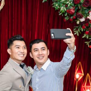 Chụp ảnh phóng sự tiệc cưới Long & Vân | Nhà hàng Gala Royale, Mạc Đỉnh Chi, Q1