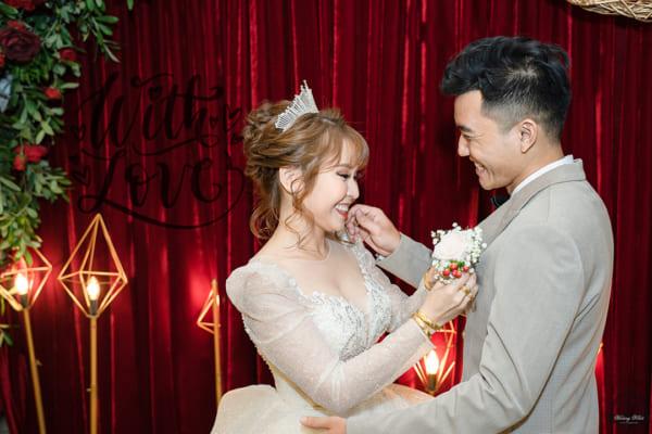 Chụp ảnh Phóng sự tiệc cưới Kim Vân & Đức Long | Nhà hàng Gala Royale – Mạc Đỉnh Chi, Q1