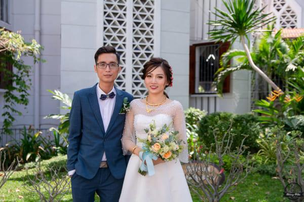 Chụp ảnh phóng sự cưới lễ Hôn Phối – Tiệc cưới Ngọc Phụng & Thanh Thảo | Nhà hàng Metropole