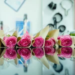 Chụp hình kỷ niệm 9 năm thành lập công ty Lotus