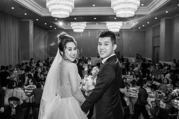 Tham khảo Album chụp hình tiệc cưới Bảo Anh & Như Quỳnh | Nhà hàng Adora Luxury