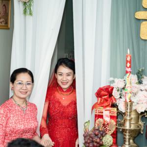 Chụp hình truyền thống hiện đại Hoàng Anh & Tường Vân
